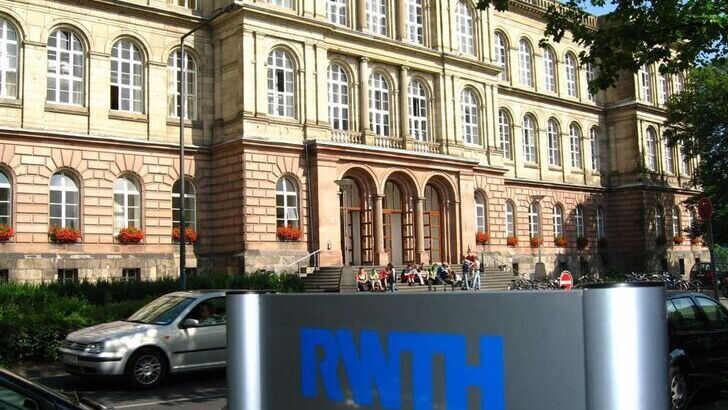 Main Building RWTH Aachen University